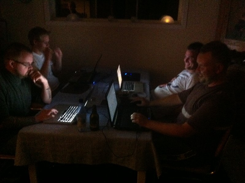 Arbete på natten