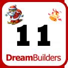 Lucka 11 - Dream Builders julkalender