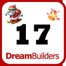 Lucka 17 - Dream Builders julkalender