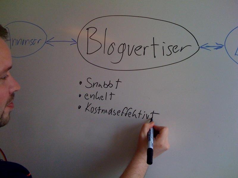 Blogvertiser presentation