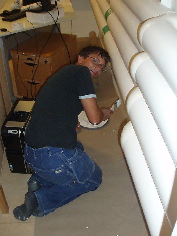 Jakob målar