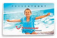 Presentkort på fritidsresor värde 5000 kr